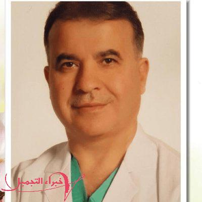 الدكتور رواد السطلي إستشاري جراحات التجميل