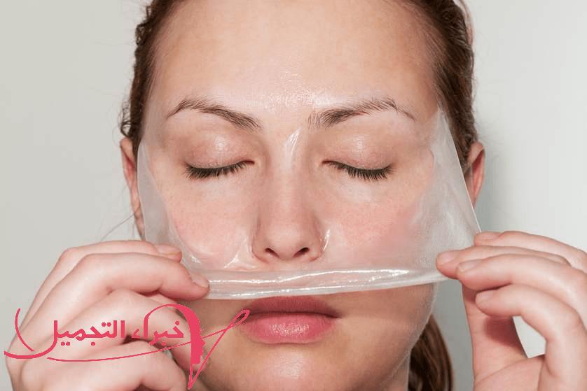 تجديد بشرة الوجه
